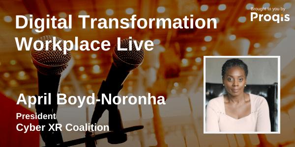 April Boyd-Noronha