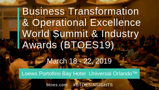 BTOES19 EVENT