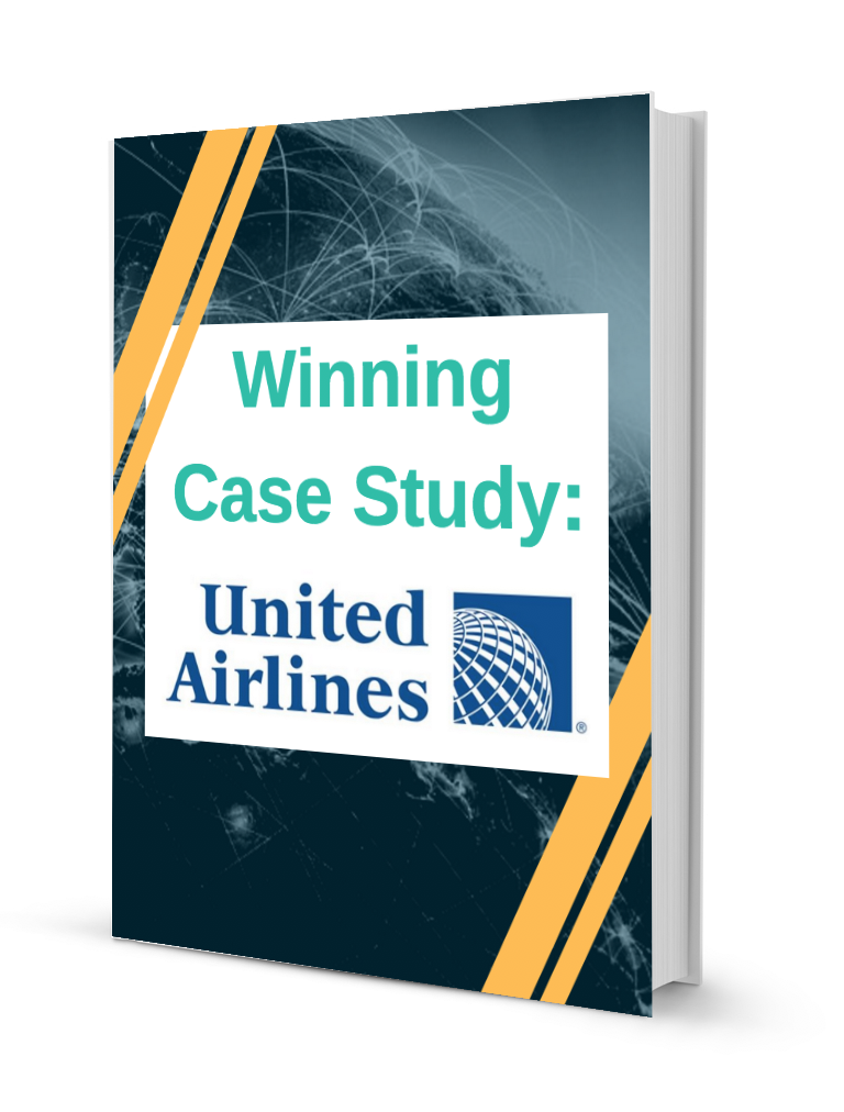 Operational Excellence Award Winning Case Study: United Airlines on BTOES Insights Now