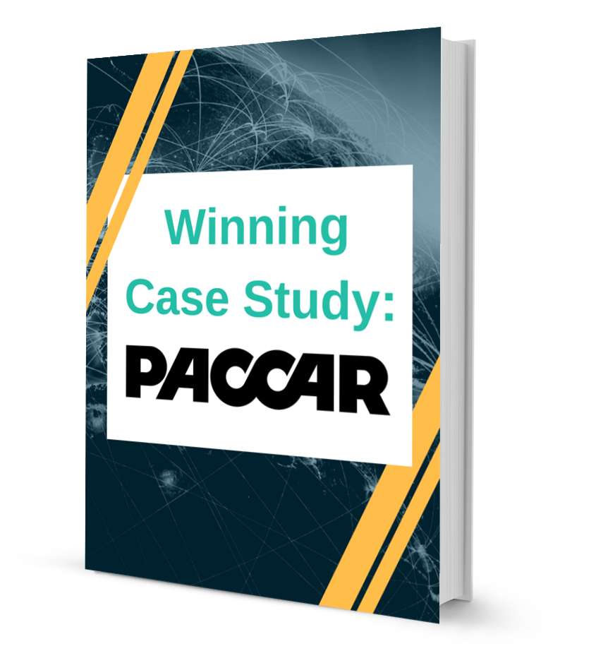 PACCAR, AWARD-WINNING CASE STUDIES FROM THE BUSINESS TRANSFORMATION & OPERATIONAL EXCELLENCE AWARDS