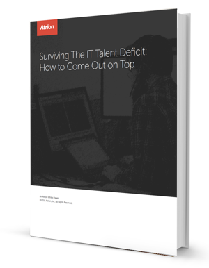 Surviving the IT Talent Deficit: White Paper on Business Transformation & Operational Excellence Insights now
