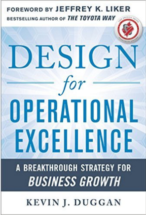 Design for OpEx: A Breakthrough Strategy for Business Growth