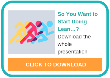 What is Lean: So you want to start doing Lean - new