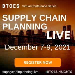 Supply Chain Proqis Digital Event Graphics