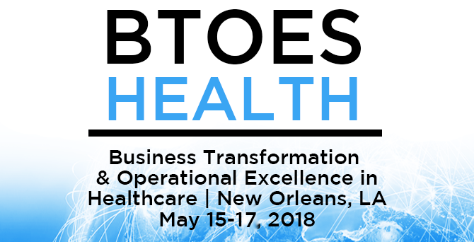 Lean Healthcare Transformation Summit - The Business Transformation & Operational Excellence in Healthcare World Summit