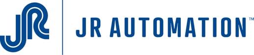 JR Automation Logo - CMYK