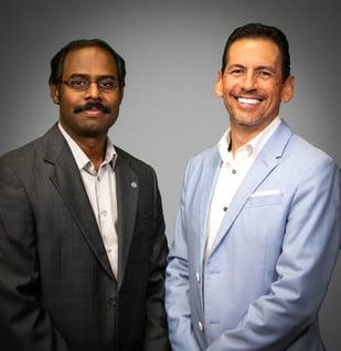 Karthik and Jorge