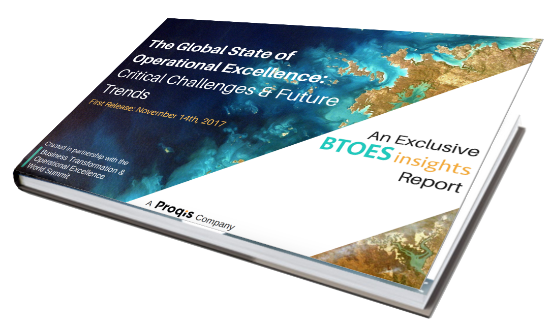2017 Operational Excellence Industry Report: The Global State of Operational Excellence