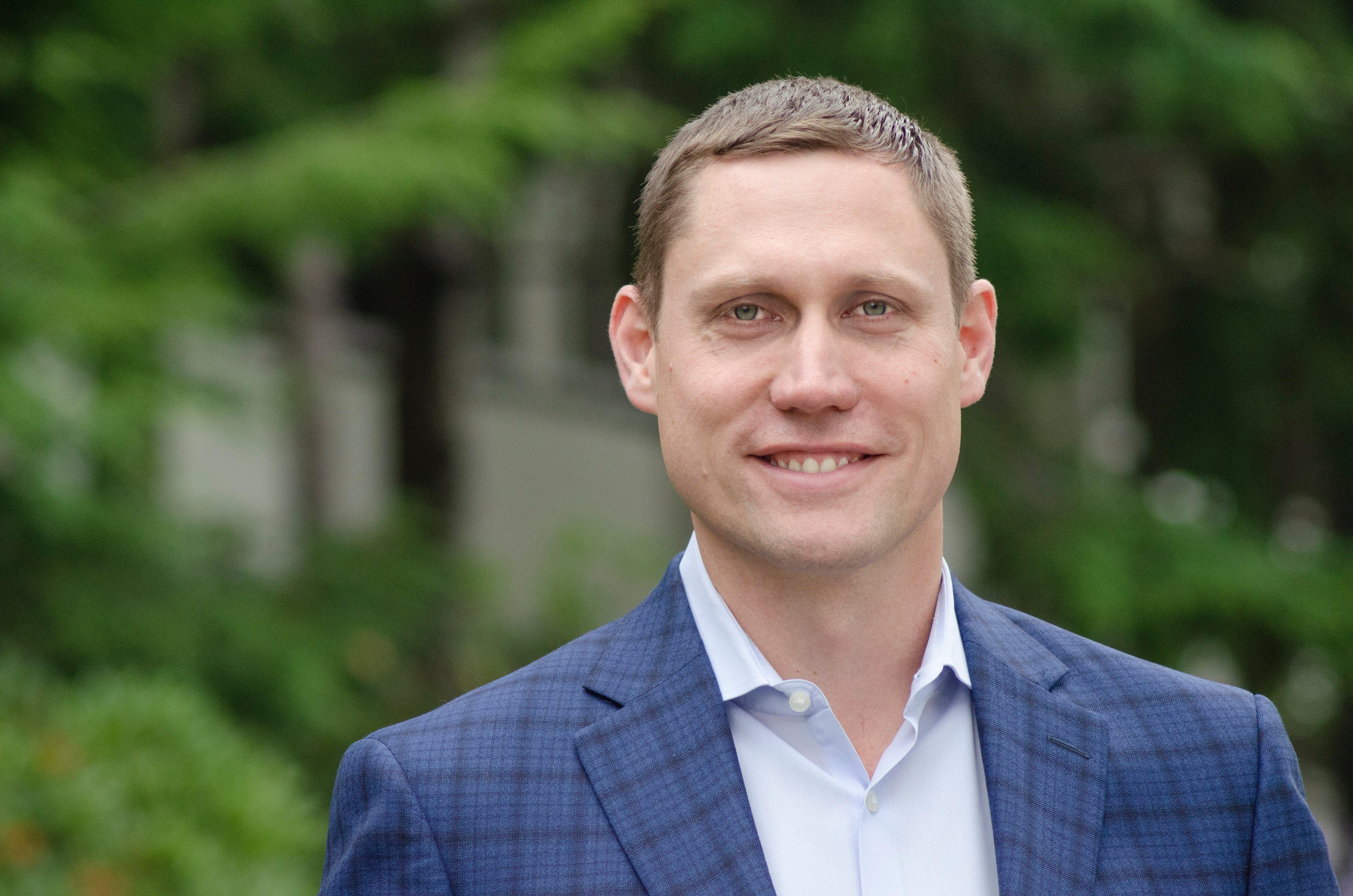 Nintex CEO Eric Johnson (July 2018)