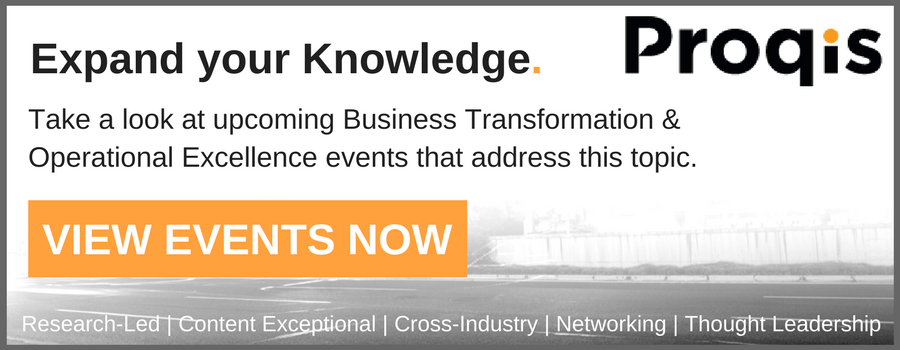 Expand Knowledge with Proqis Business Transformation & Operational Excellence Events