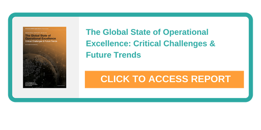 Research Report: Sustainability of Operational Excellence in the Age of Disruption and Change