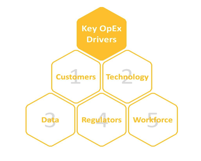 Key OpEx Drivers and How to leverage them