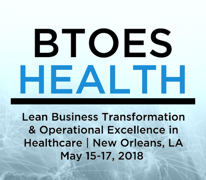 Lean Business Transformation & Operational Excellence in Healthcare Summit