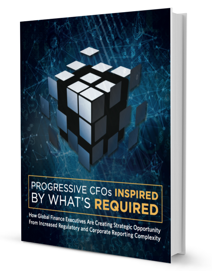 Progressive CFOs: Inspired by What's Required