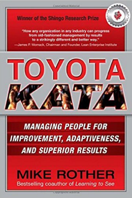 Toyota Kata, Top 10 Lean Six Sigma Books on BTOES insights now