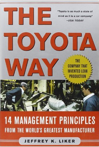 The Toyota Way, Top 10 Lean Six Sigma Books on BTOES Insights now