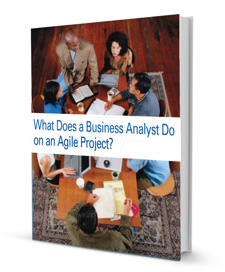 What Does a Business Analyst Do on an Agile Project?
