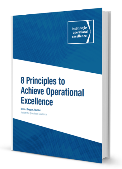 8 Principles of Operational Excellence