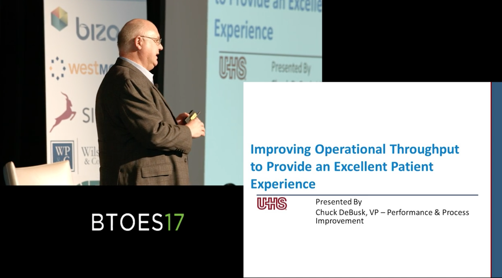 Improving Operational Throughput to Provide an Excellent Customer Experience