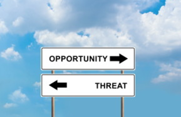 Change management and the Threat Opportunity matrix