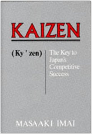 Kaizen : The key to Japan's competitive success - Top 10 Kaizen Books