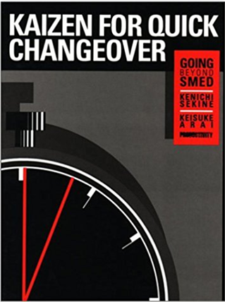 Kaizen for Quick Changeover: Going Beyond SMED
