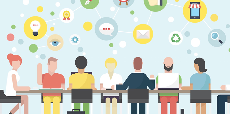 Leadership excellence in manufacturing incudes regular 'skip-level' meetings