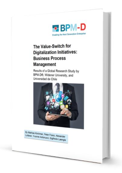 Business Process Management - Digital Business Transformation