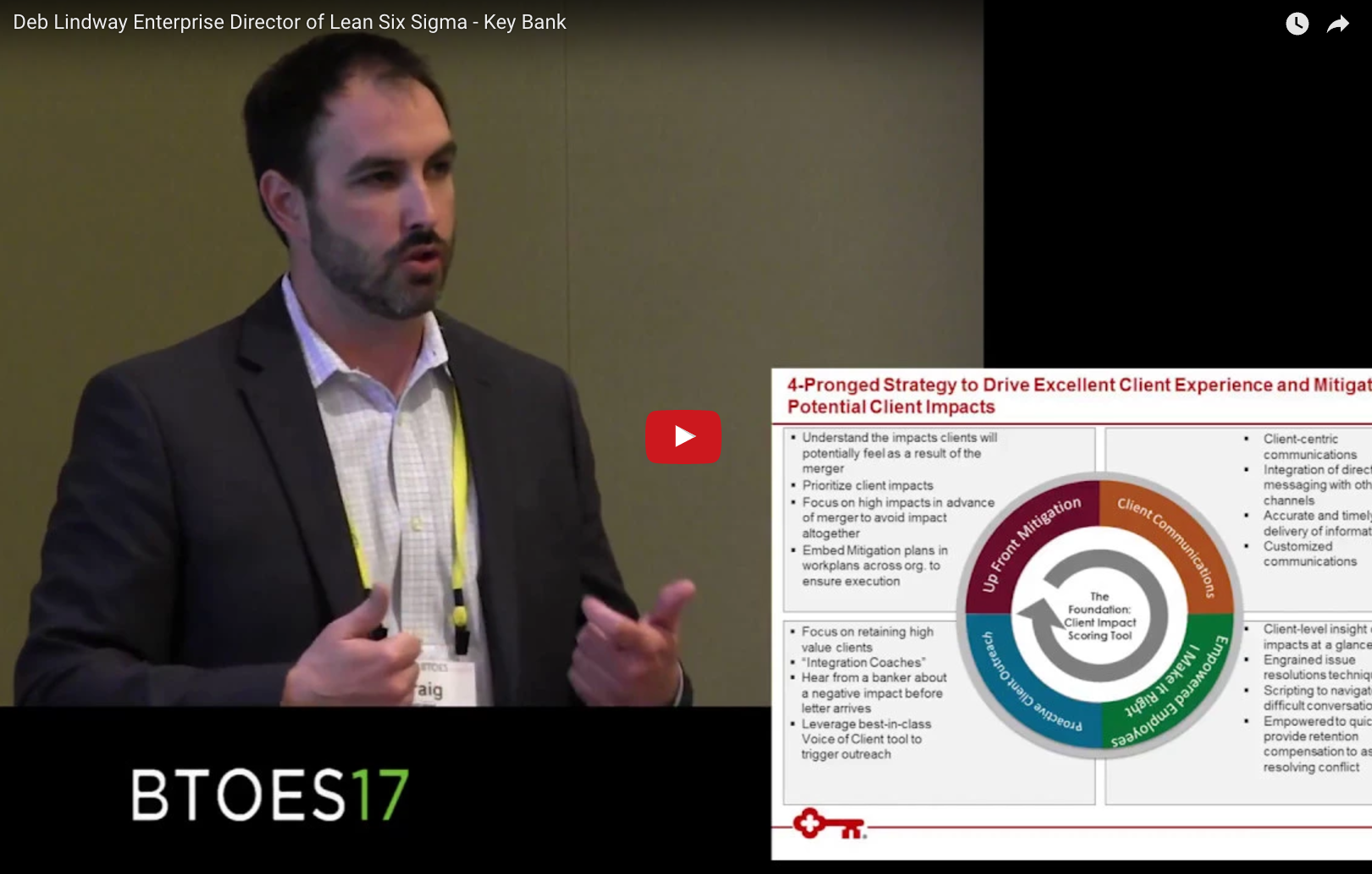 WATCH NOW: Leveraging Operational Excellence for Successful Acquisition Focused on the Client