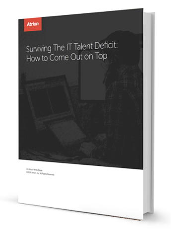 Surviving the IT Talent Deficit: How to Come Out on Top