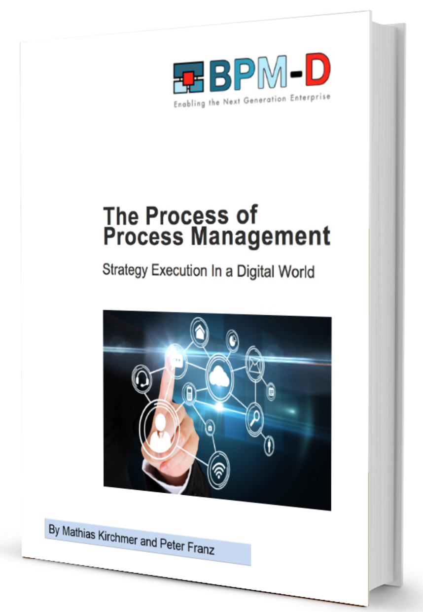 The Process of Process Management: Strategy Execution in a Digital World