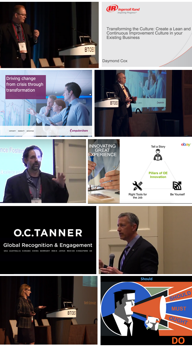 5 Culture Transformation in Operational Excellence Videos & Presentation Slides Pack