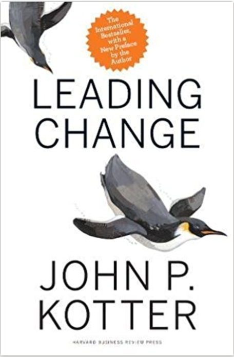 Leading Change - Best Change Management Books on BTOES Insights