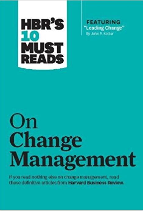 HBR's 10 Must Reads on Change