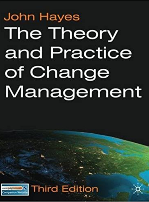 The Theory and Practice of Change Management - Best Change Management Books