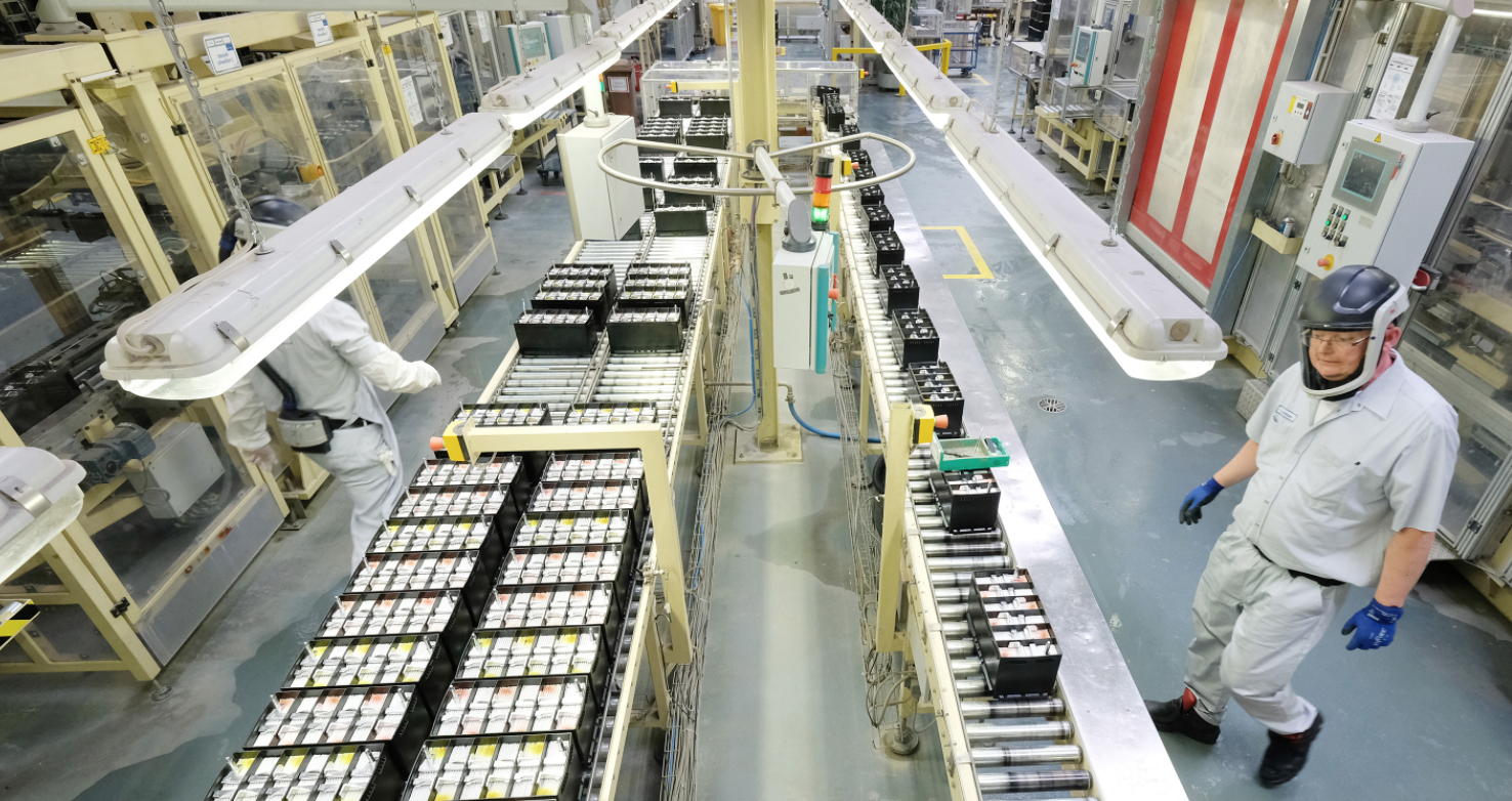 Manufacturing practises with Johnson Controls