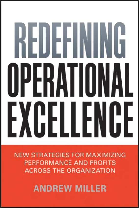 redefining operational excellence free chapter