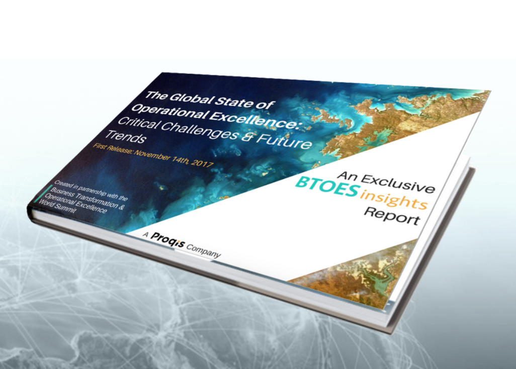 The Global State of Operational Excellence: 2017 Industry Report