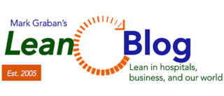 Mark Graban's Lean Blog - Top 10 OpEx blogs on Business Transformation & Operational Excellence Insights