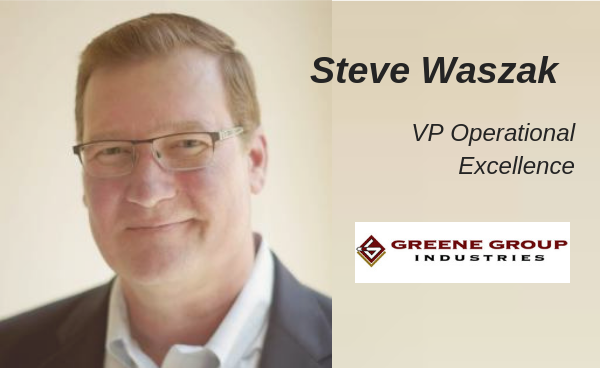 Steve Waszak: Creating a Winning Culture by Leading with Fundamentals