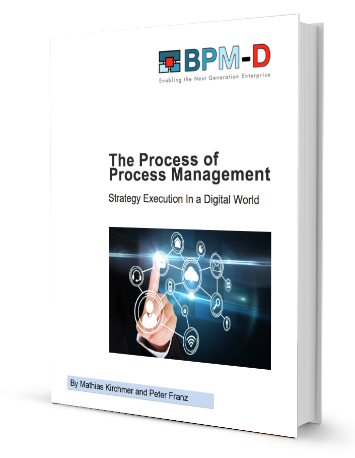 Process of Process Management: Strategy Execution in a Digital World