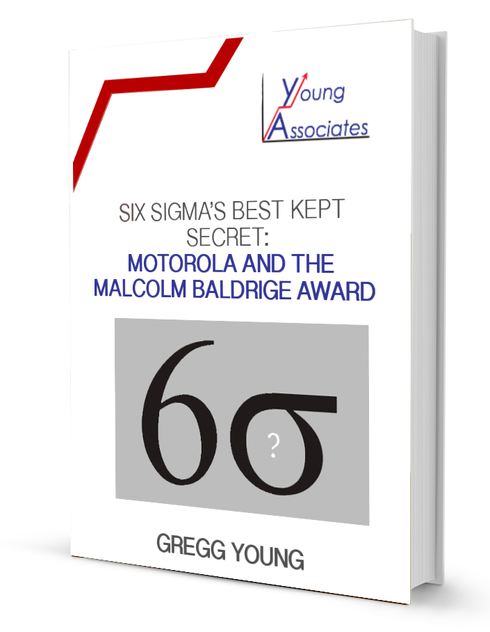 Six Sigma's Best Kept Secret: Motorola & The Malcolm Baldrige Awards