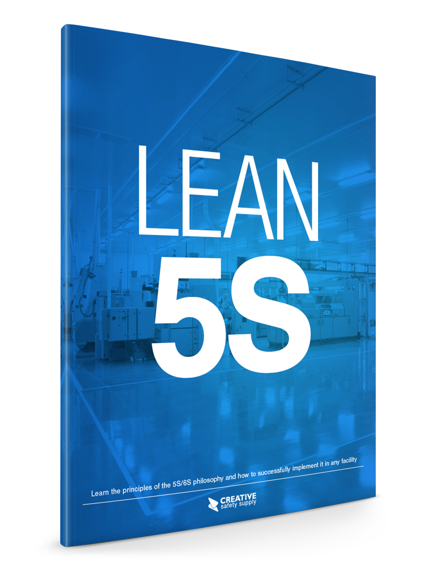 FREE GUIDE: Lean 5S