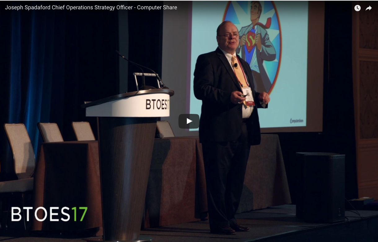 EXCLUSIVE VIDEO: Driving Change from Crisis Through Transformation, ComputerShare